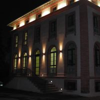 Bâtiment administratif du lycée de Lavaur