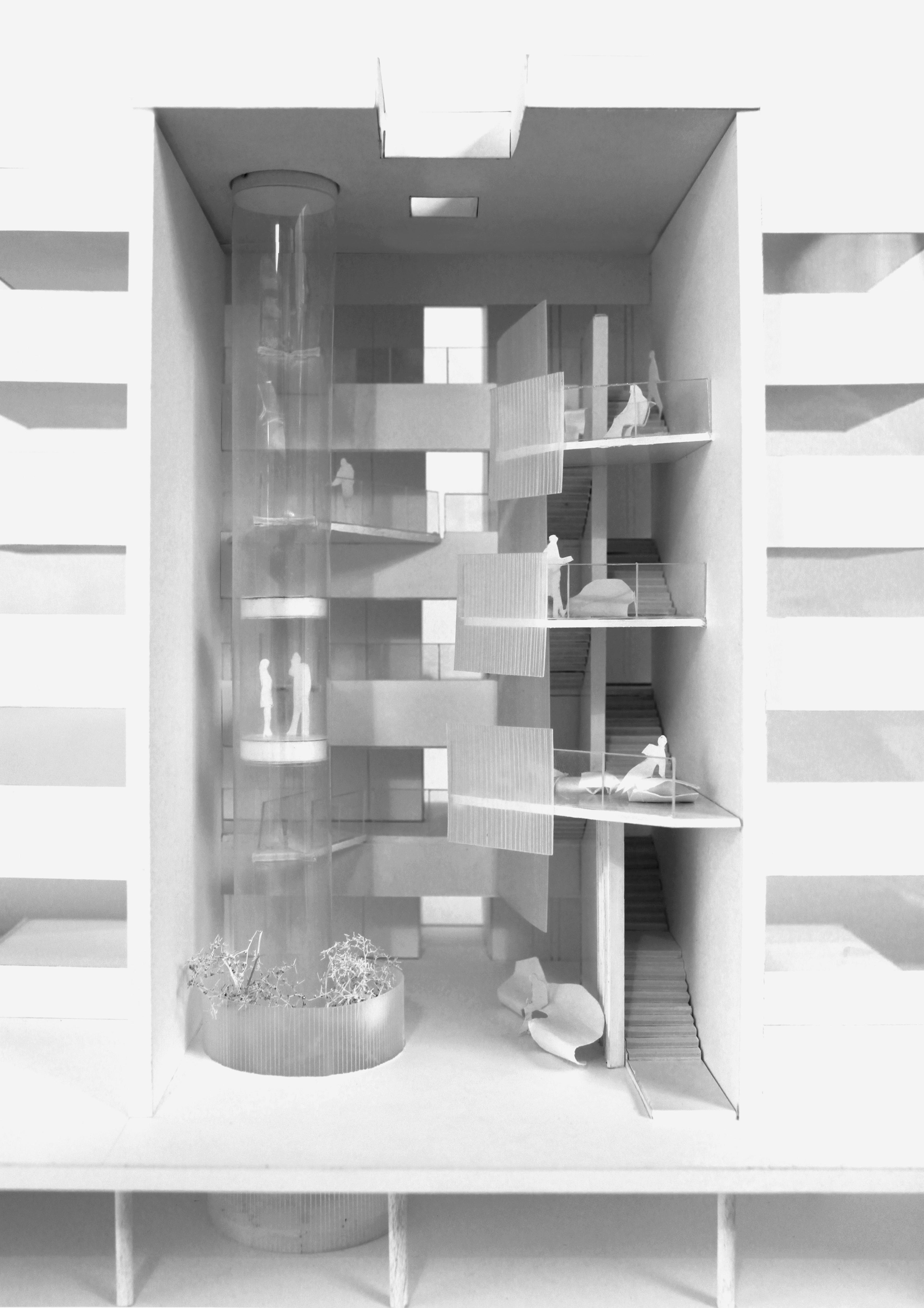Aménagement du hall d\'entrée d\'un immeuble de bureaux 2016 - Fabrice ...