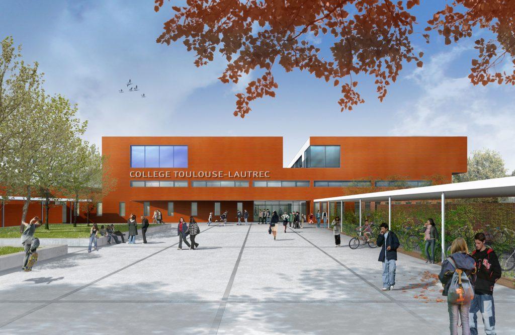 Collège Toulouse Lautrec