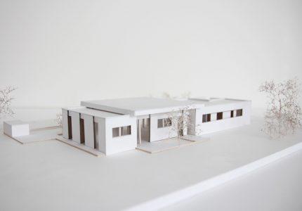 Etude d'une maison en bois