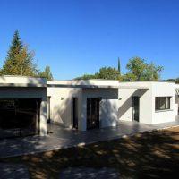 Maison sur les coteaux sud de Toulouse